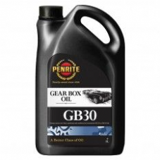 Penrite Gearbox Oil 30 contains no EP additives for use in older gearboxes 5 litres